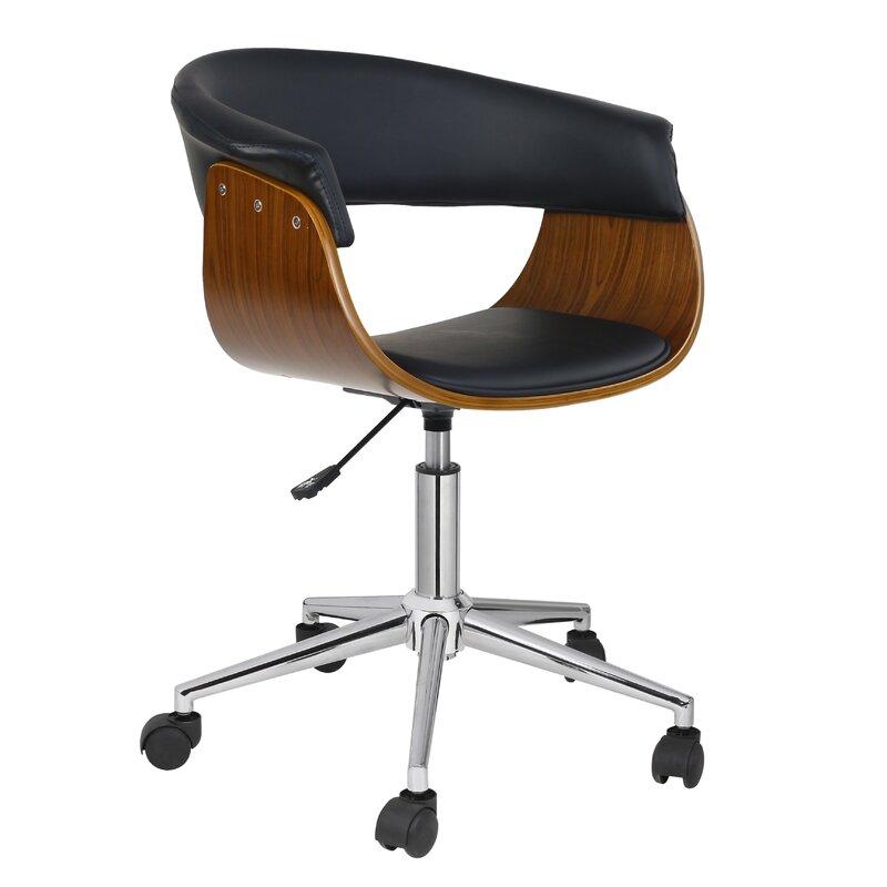 Langley Street Sweetwater Desk Chair Reviews Wayfair
