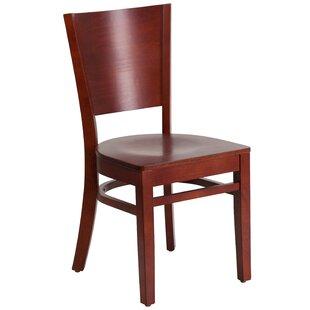 Harriet Solid Wood Dining Chair Red Barrel Studio