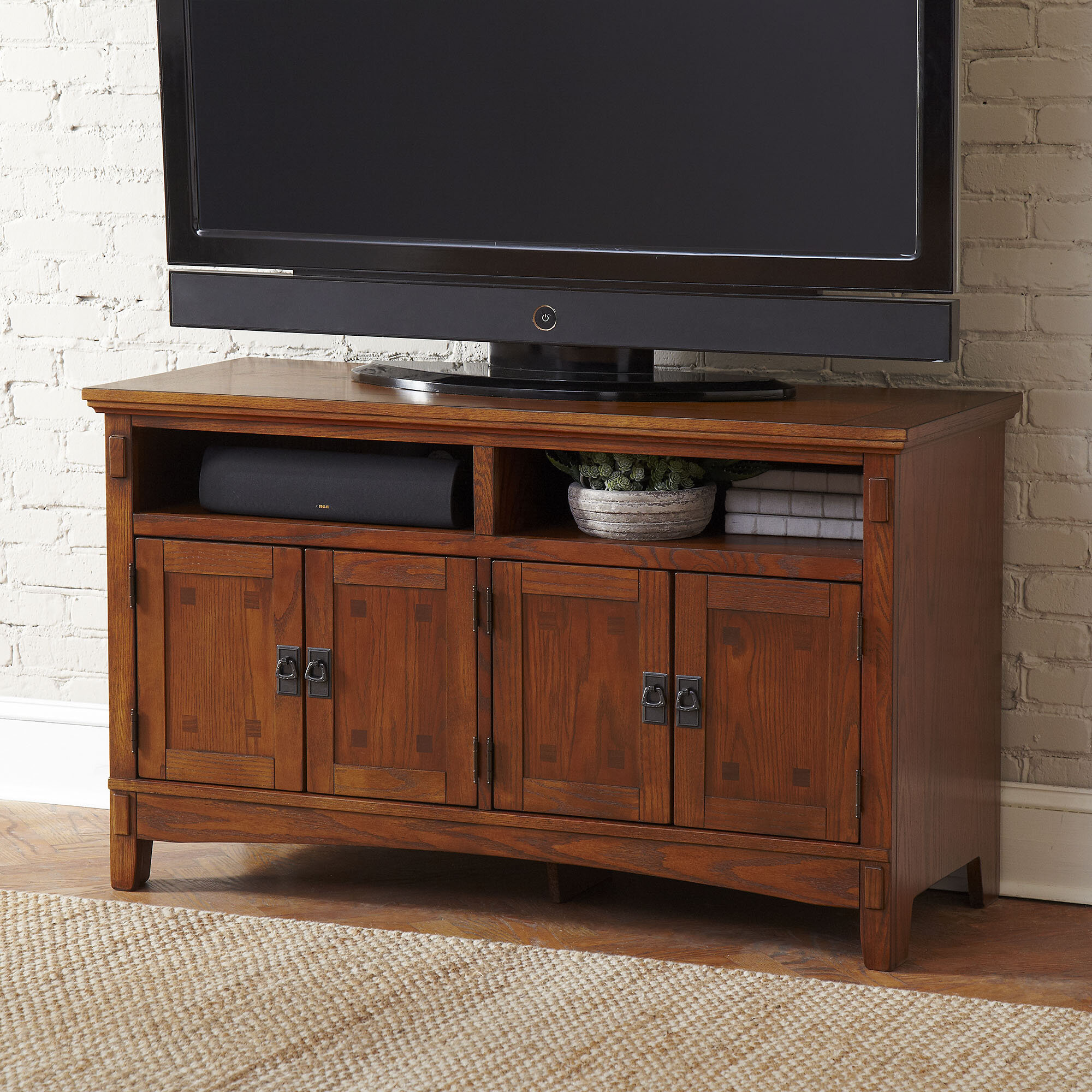 Birch Lane Heritage Bloomsbury Tv Stand For Tvs Up To 50 Reviews