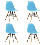 Konnor Side Chair in (Set of 4) by George Oliver