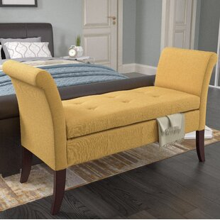 Darby Home Co Dumbarton Upholstered Stora..