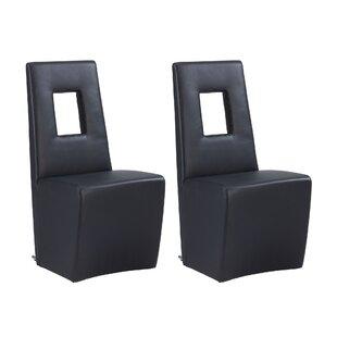 Pradnya Side Chair (Set of 2) by Orren Ellis