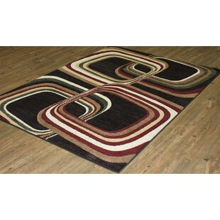 Great choice Smythe Contemporary Black Area Rug By Orren Ellis