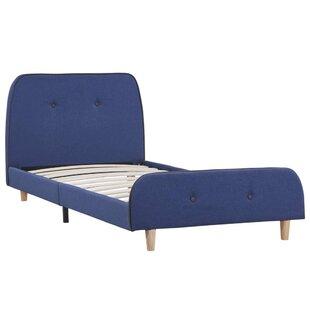 Nieman Upholstered Bed Frame By Mercury Row