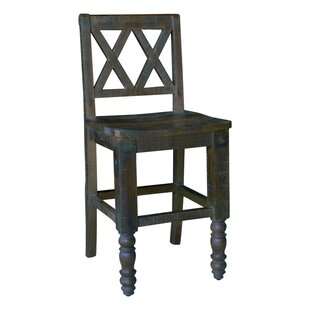 Cummings 25 Bar Stool (Set Of 2) by Loon Peak Discount