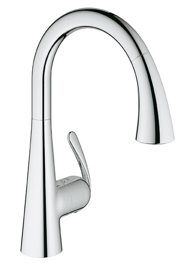 Ladylux Single Handle Single Hole Kitchen Faucet