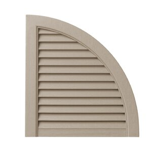 Open Louvered Arch Top (Set Of 2) by Ply Gem
