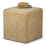 Donnelly Storage Ottoman by Alcott Hill®