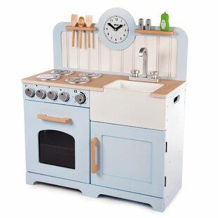 play kitchen sets you ll love wayfair co uk rh wayfair co uk Pink Play Kitchen Set Play Kitchen Sets On Sale