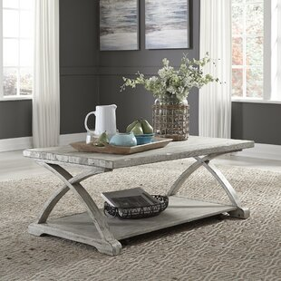 Garth Coffee Table by Gracie Oaks