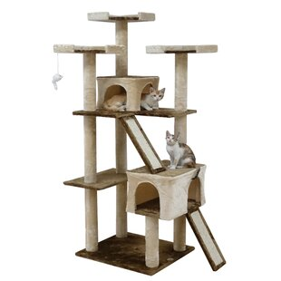 71 Kitten Cat Tree
