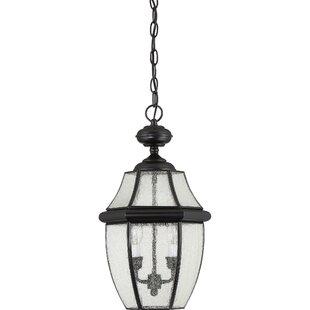 Three Posts Mellen 2-Light Outdoor Hanging Lantern