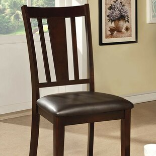 Find for Hertford Upholstered Dining Chair (Set of 2) by Charlton Home