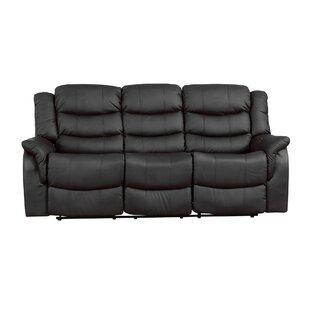 Sartor 3 Seater Reclining Sofa By Brayden Studio