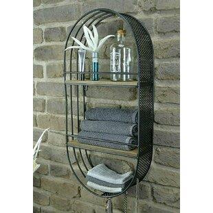 Review Sandsmere 32cm X 66cm Bathroom Shelf