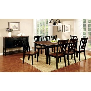 Carolina 9 Piece Extendable Dining Set Hokku Designs