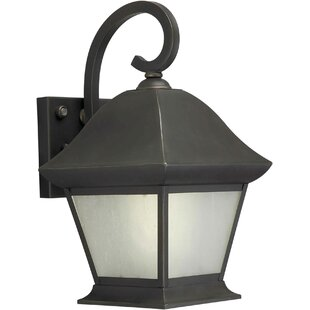 Coupon Lorene 1-Light Outdoor Wall Lantern By Charlton Home