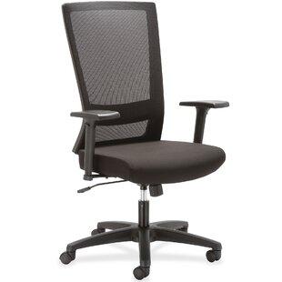 Lorell Swivel High-Back Mesh Desk Chair