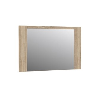 Pasillas Wall Mirror By Mercury Row