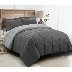 Klingensmith Reversible Comforter Set