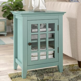 Antique Blue Media Cabinet | Wayfair