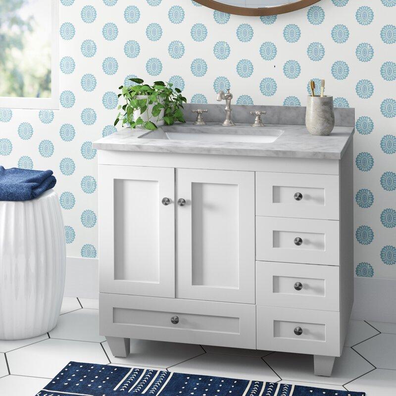 Joss Main Lauder 30 Single Bathroom Vanity Set Reviews Wayfair
