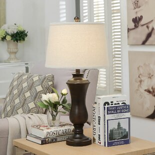 Find the perfect Carolyn 28 Table Lamp By Charlton Home