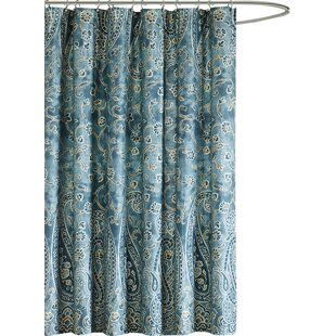 Belcourt Cotton Single Shower Curtain