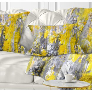 Abstract Pattern Lumbar Pillow