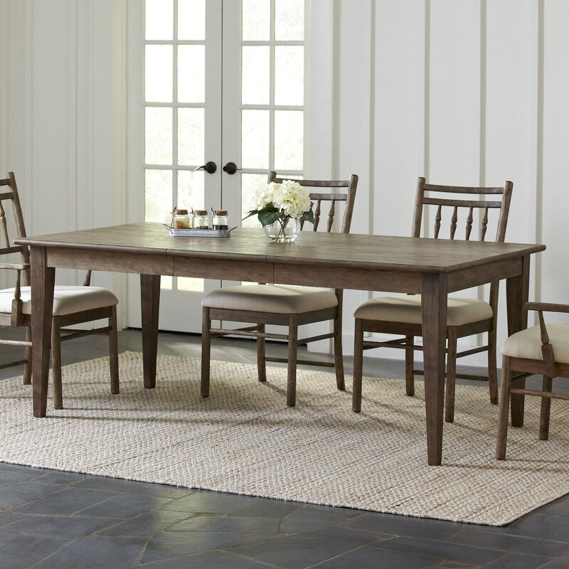 Superb Derrickson Extending Dining Table