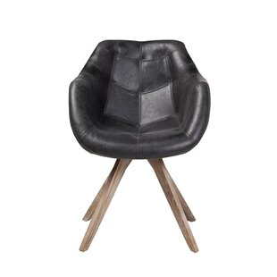 Tan Leather Dining Chair | Wayfair