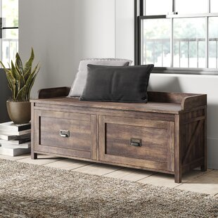 Buckhead Storage Bench by ..