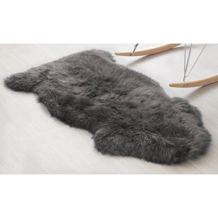 Handmade Dover Grey Area Rug