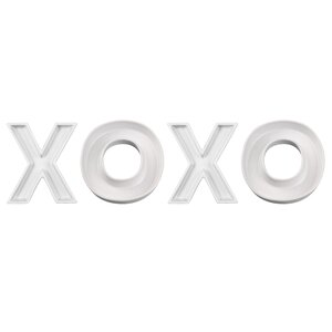 XOXO Candy Dish (Set of 4)
