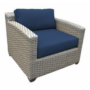 TK Classics Florence Club Chair with Cush..