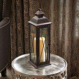 Siena Metal Lantern by Sma..