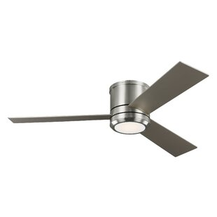 Compare 56 Lampsacus 3 Blade LED Ceiling Fan By Brayden Studio