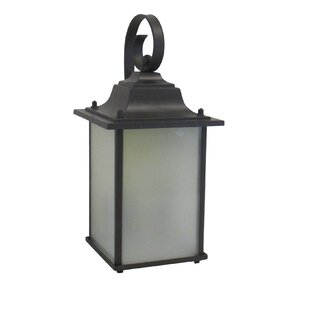 Charlton Home Kulick Exterior Outdoor Wall Lantern