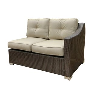 Tampa Loveseat with Cushions