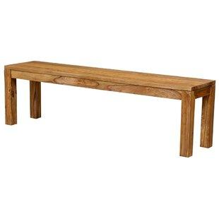 Loon Peak Berrilee Wood Bench