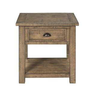 Buying Simmers End Table by Gracie Oaks