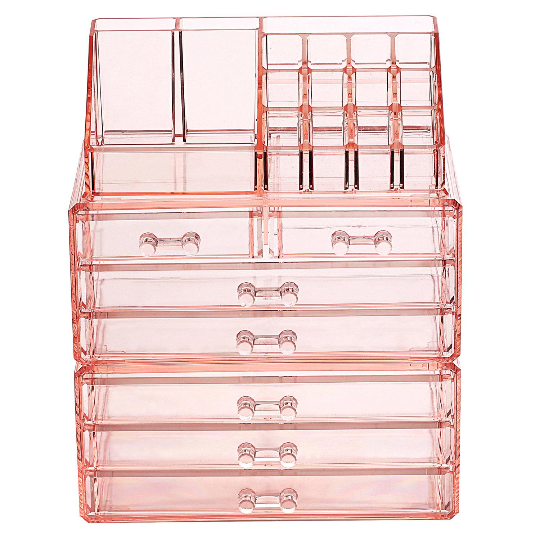 Ikee Design Jewelry Storage Makeup Organizer Reviews Wayfair