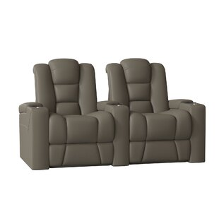 Home Theater Row Curved Seating (Row Of 2) by Latitude Run 2019 Coupon