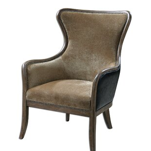 Uttermost Snowden Wing Chair