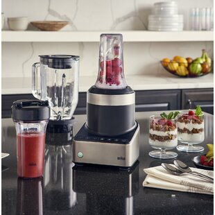 PureMix Countertop Power Blender