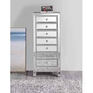 Mariaella 7 Drawer Lingerie Chest