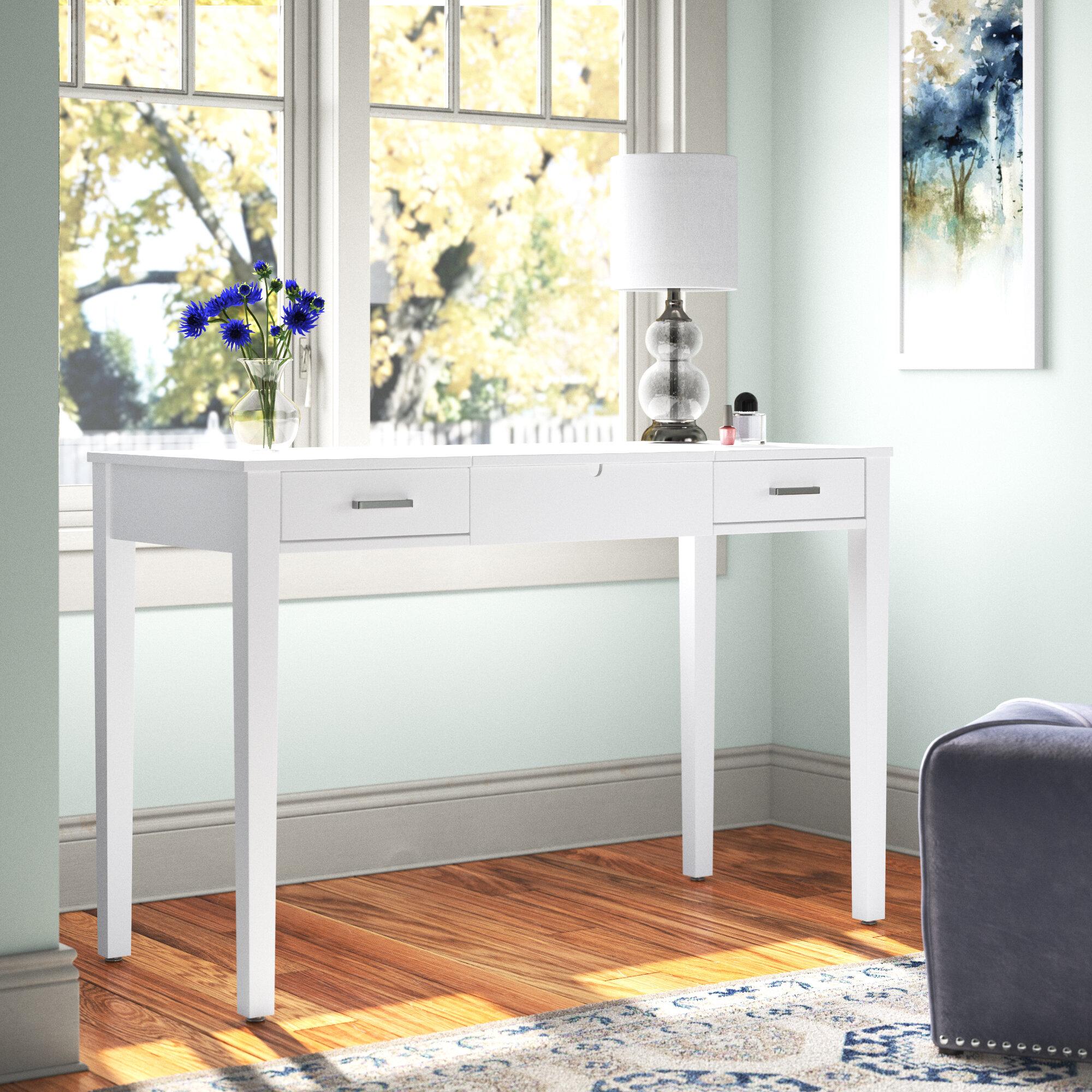 Vanity Tables Desks You Ll Love In 2021 Wayfair