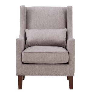 Andover Mills Oneill Wingback Chair