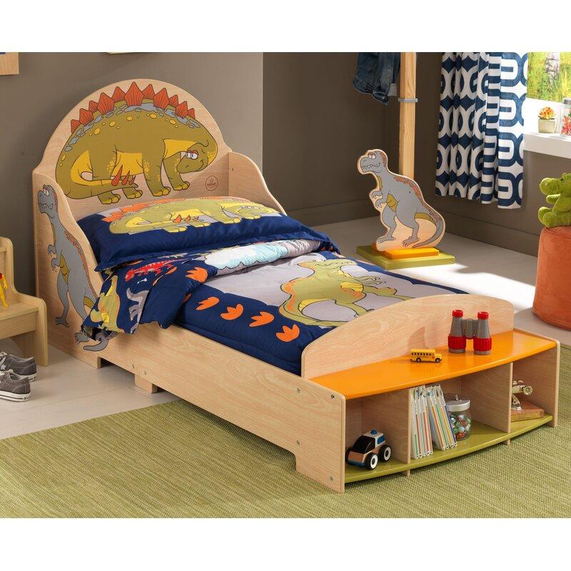 KidKraft Kinderbett - Dinosaurier | Wayfair.de