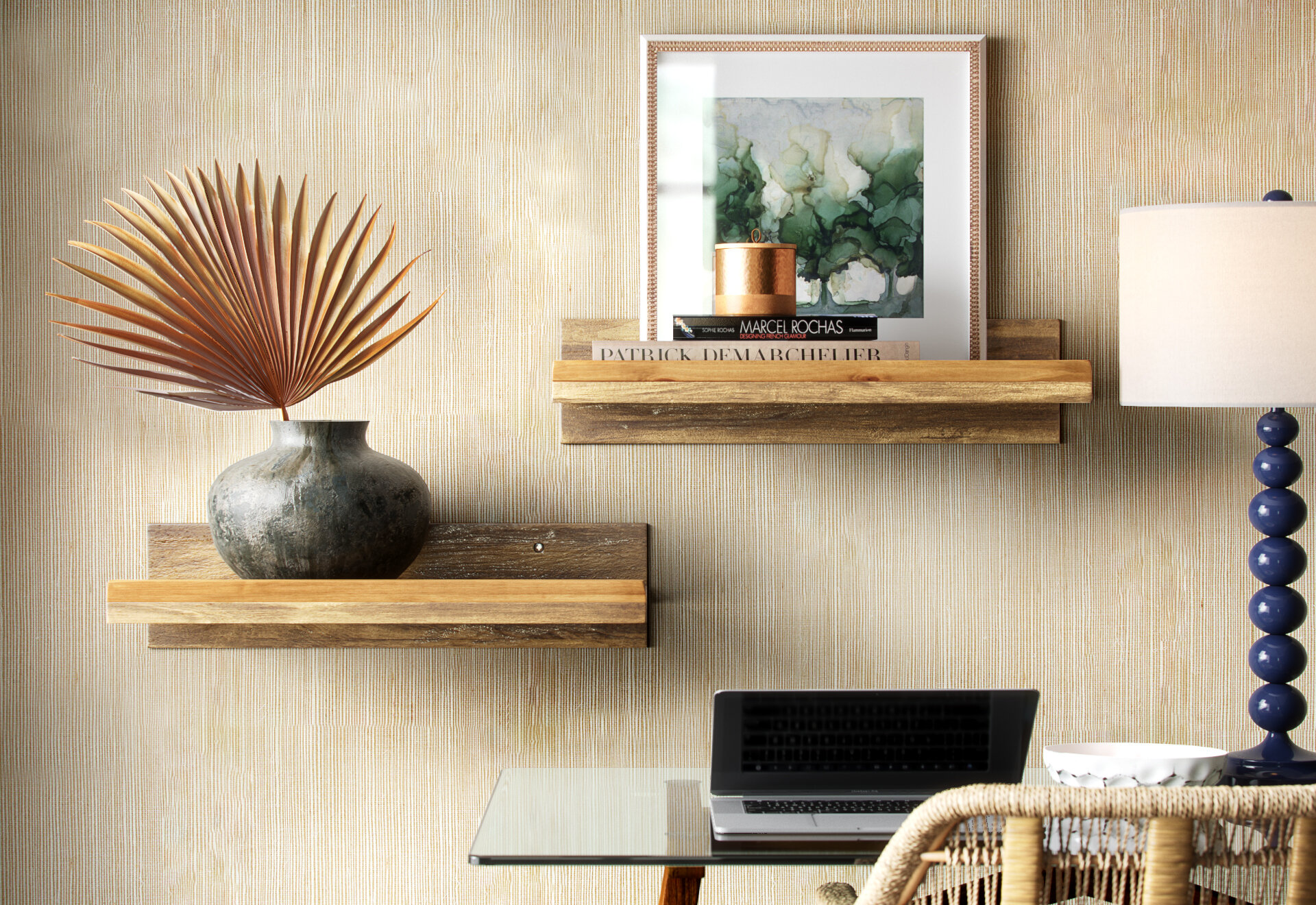 7 Creative Home Office Decorating Ideas Joss Main